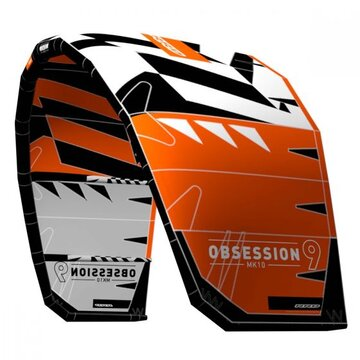 RRD Obsession  7qm orange/grey MK10 *used*