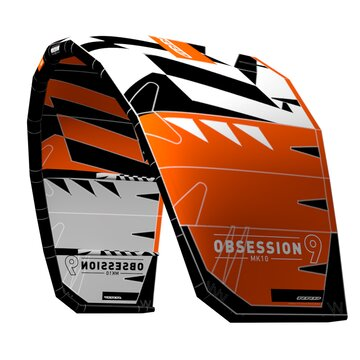RRD Obsession 13qm orange/grey MK10 *used*
