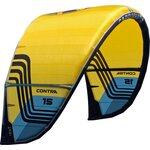 Cabrinha Contra 2020 15,0qm C3 yellow/blue