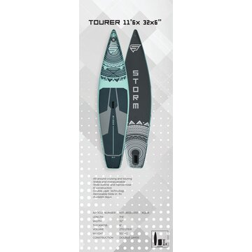 STX Storm Inflatable SUP Touring 2020 116x32x5