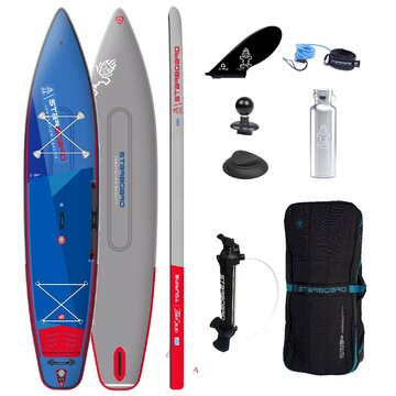 Starboard Inflatable SUP Touring Deluxe DC 2021