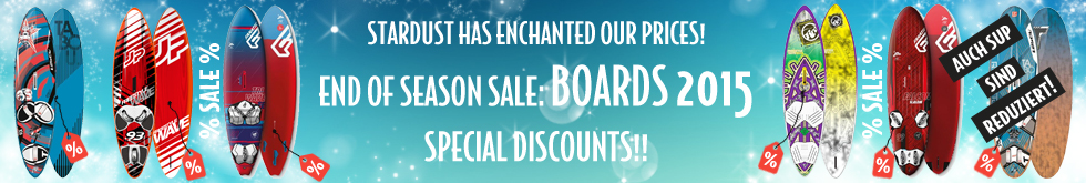 end of season sale boards