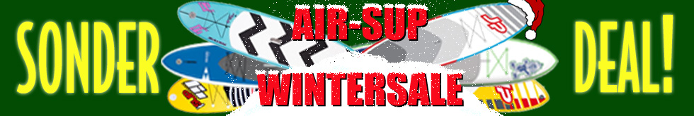 Air SUP Wintersale