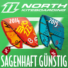 NORTH kites